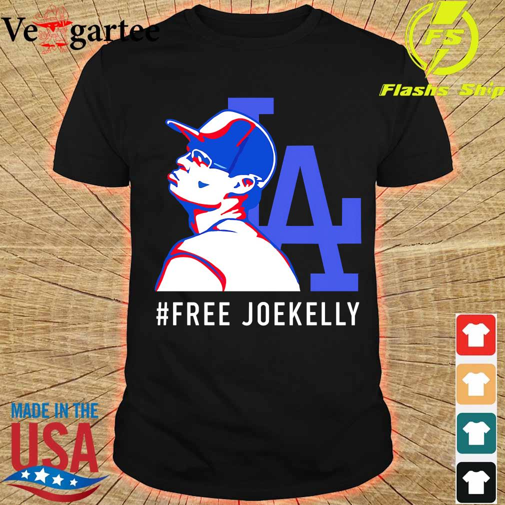 Los Angeles Dodgers Free Joe Kelly shirt