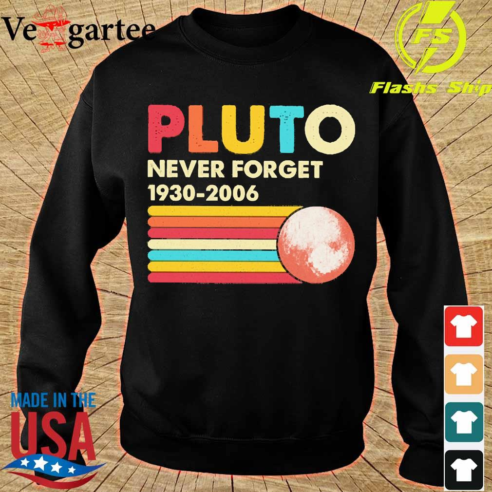 Pluto never forget 1930 2006 vintage s sweater