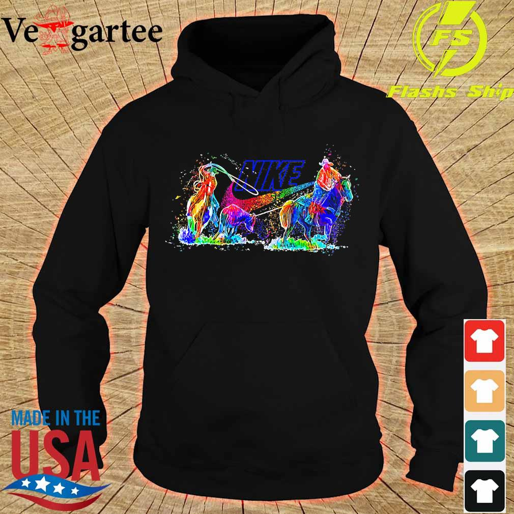 Riding Horse Nike s hoodie
