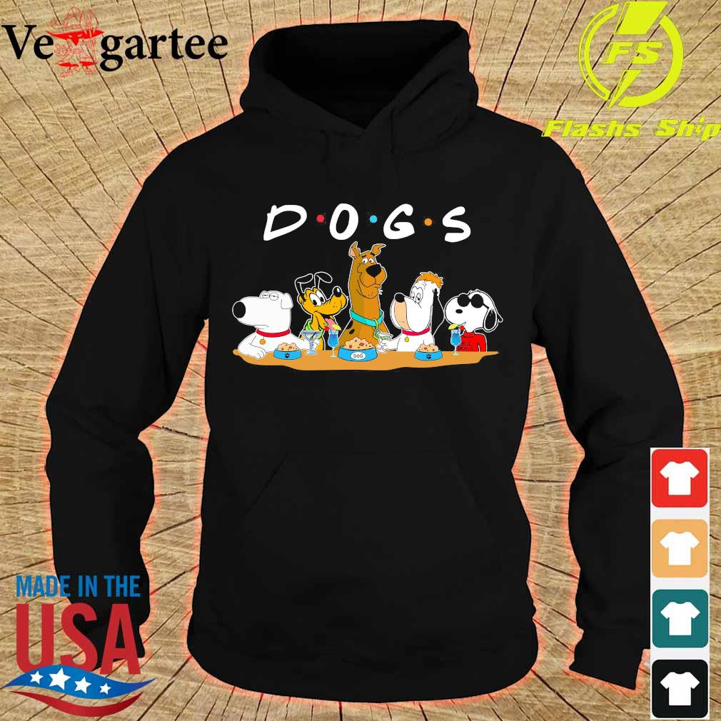 Scooby Doo Snoopy Dogs friends s hoodie