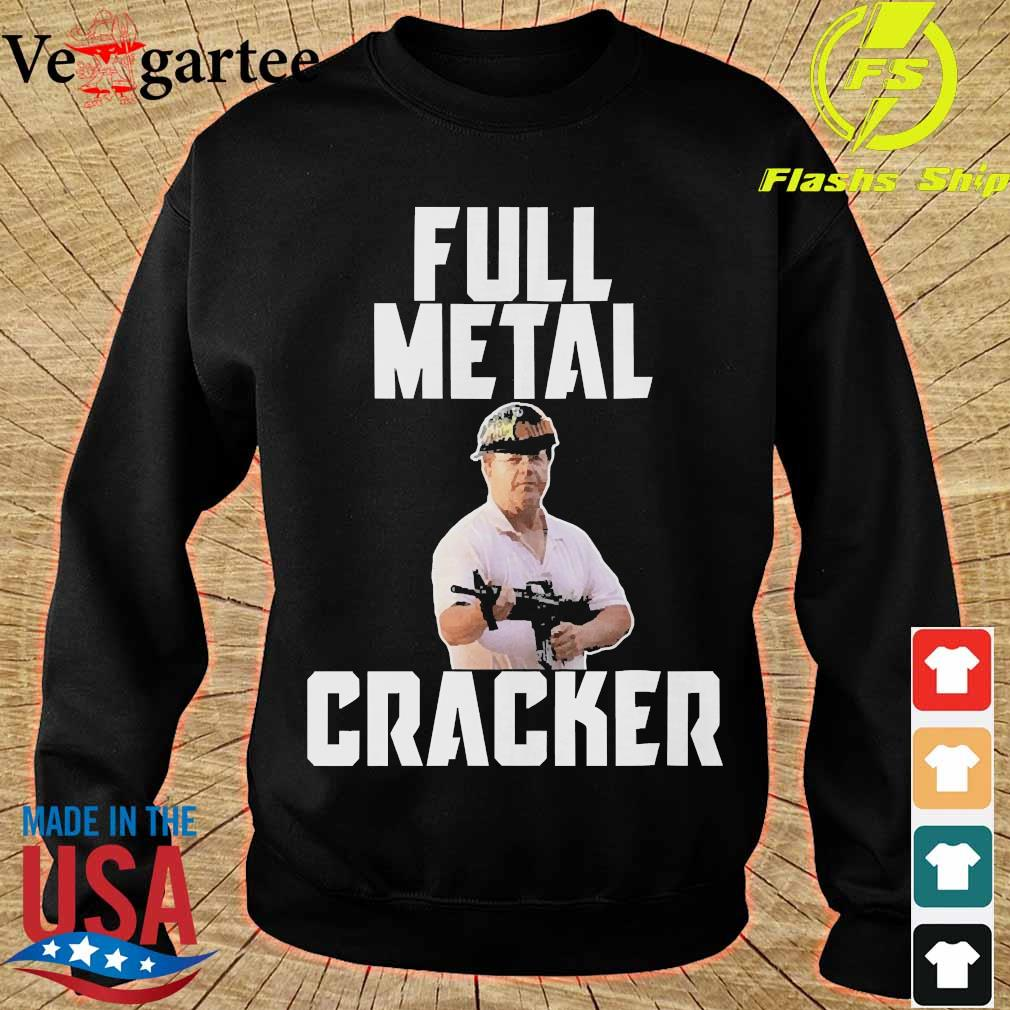 ST Louis Couple Gun full metal cracker s sweater