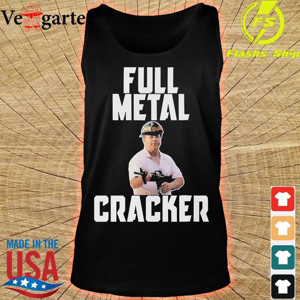 ST Louis Couple Gun full metal cracker s tank top