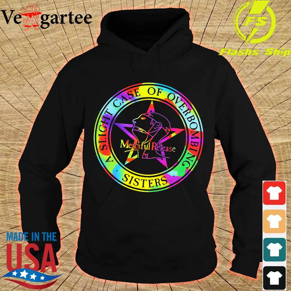 The Sisters of Mercy A Slight Case of Over Bombing s hoodie