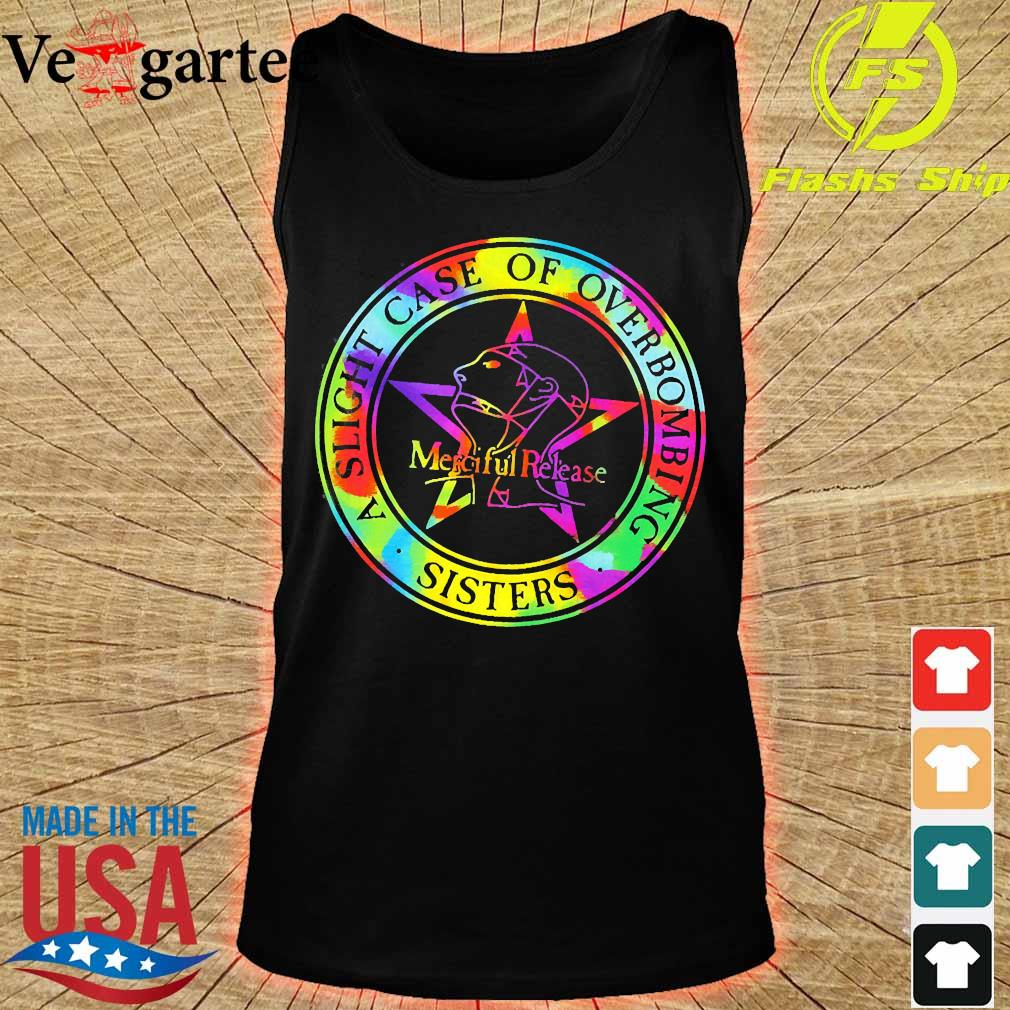 The Sisters of Mercy A Slight Case of Over Bombing s tank top
