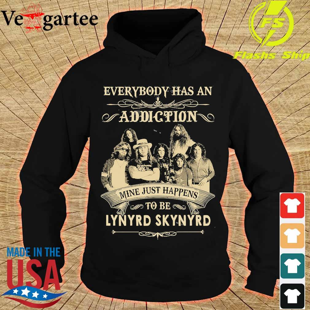 Everybody has an addiction mine just happens to be Lynyrd Skynyrd s hoodie