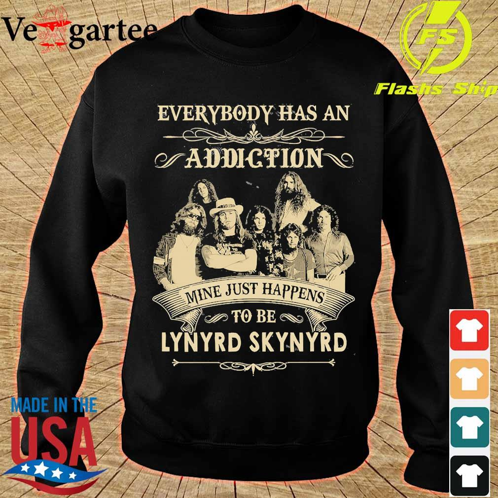 Everybody has an addiction mine just happens to be Lynyrd Skynyrd s sweater